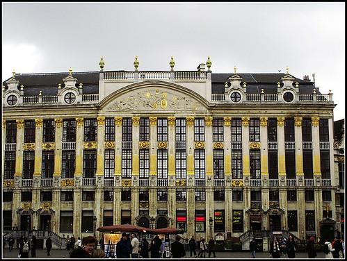 比利時- 黃金廣場