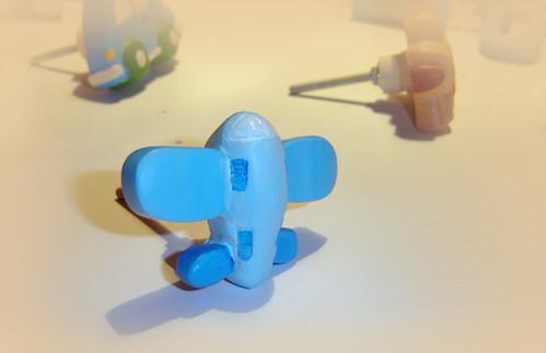 Puxador de Móvel - Avião