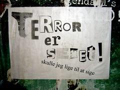 Terror er sexet