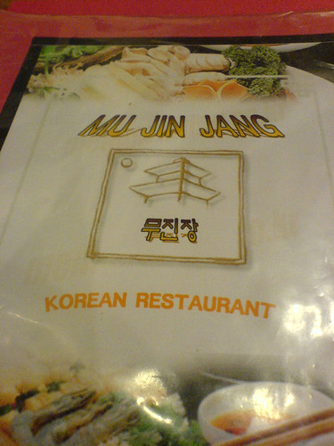 Mu Jin Jan Korean Restaurant