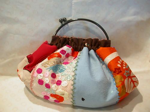 和裂のバッグ