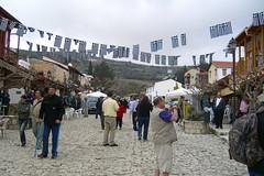 Street of Omodos