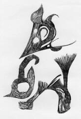 doodle fragments