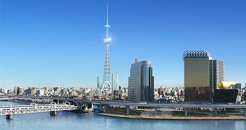 Tokio Sumida Tower Tokyo