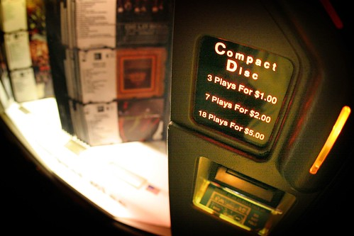 In short, this is not the kind of jukebox that would devour the ones in your ...