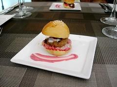 shayara hamburguesa de cordero