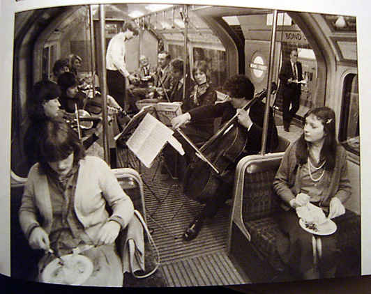 Jubilee Line Opening May 1979