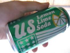 U.S. Lemon Lime Soda