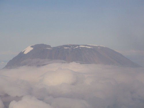 Kilimanjaro - Africa's highest mountain