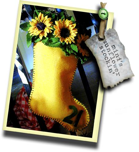 sunflowermostockin