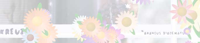 Flower Power at Kreuzblog
