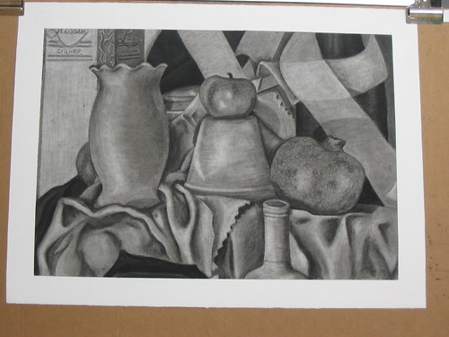 drawing-still life