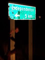 Climbing Independence