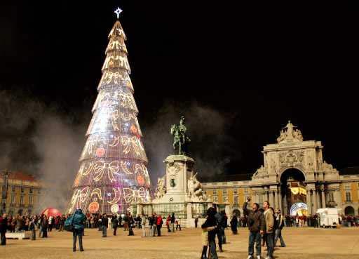 Maior árvore de Natal