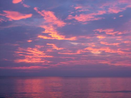 Sunset @Thalikkulam Beach 2