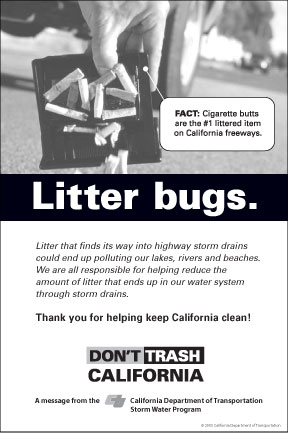 Don't Trash California