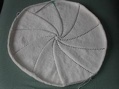 Pinwheel blanket progress #2