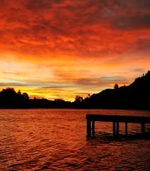 Orange Sky @ Night photo by EssjayNZ