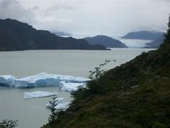 Torres del Paine - 11 - Glacier Grey