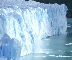 Glacier Perito Moreno - 06 - Splash