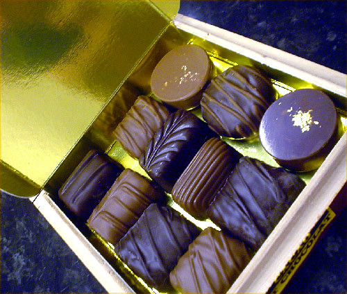 Chocolates from Paris