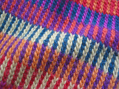 Colorful Checked (Striped) Pullover