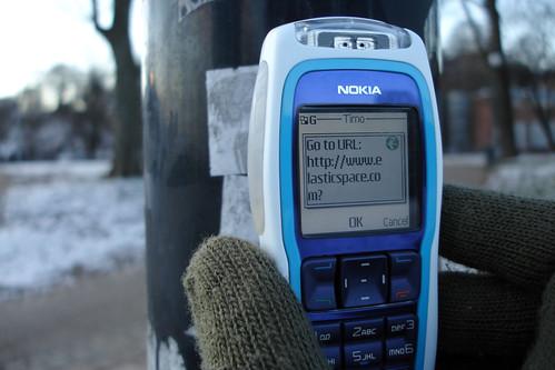 NFC public space