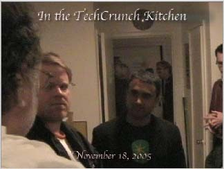 In The TechCrunch Kitchen