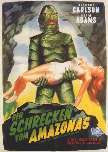 Creature from the Black Lagoon german 2
