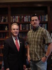 Brad & Congressman Price