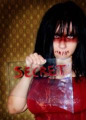 It's a secret...