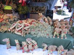 Julbockar i massor