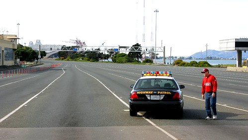 Bay Bridge Bomb Threat