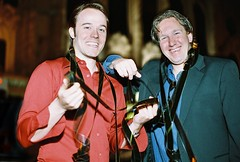 Mike McNamara & Mike Kwielford - Midwest Independent Film Festival Founders