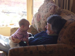Grandma and Anya