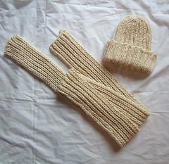 Krissy's Hat & Scarf