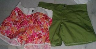 Bangkok Shopping: Shorts