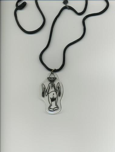 pubes necklace