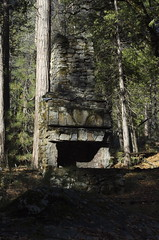The Mystery of the Stone Chimney Solved