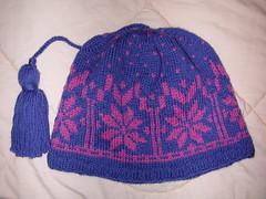 selbu rose hat