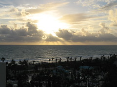 Sunrise at Bal Harbour