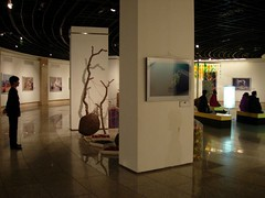 国家地理展览 主题小厅