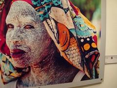 国家地理展览 最漂亮的化妆