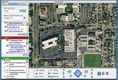 Captura de Google Earth para Mac