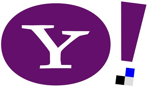 Niall Kennedy's Yahoo! + del.icio.us mashup logo.