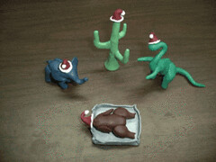 clay-nativity