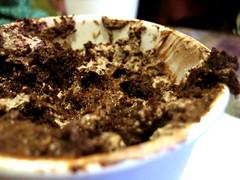 chocolate bomb trifle