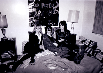 In Joan Jett's Bedroom
