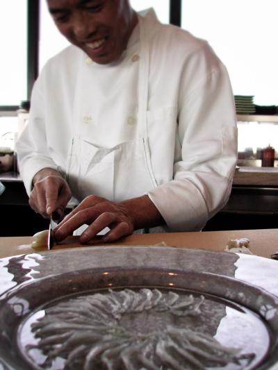chef fuji