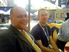 Mahmood Al-Yousif & Eric Case
